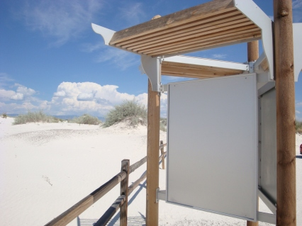 zen info board White Sands