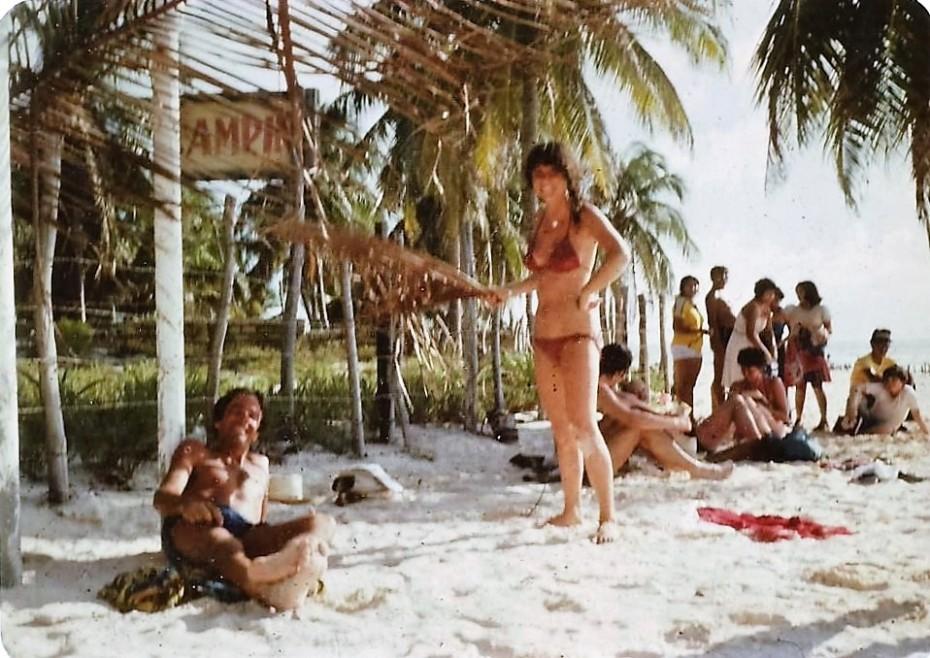Isla Mujeres 1979